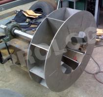 Titanium Blower / ใบพัดไทเทเนียม